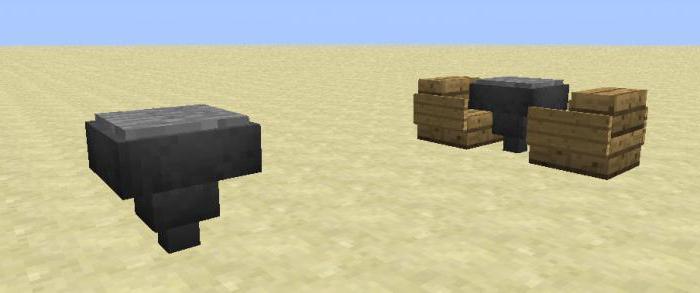 Как сделать нажимную каменную плиту в майнкрафт