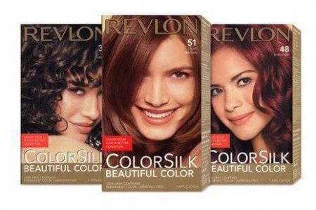 Профессиональная краска для волос ревлон палитра цветов