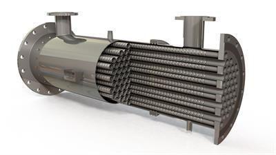 Трубчатые теплообменники производство пиролизный теплообменник