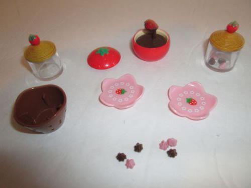 Как сделать кукольный посуду 918