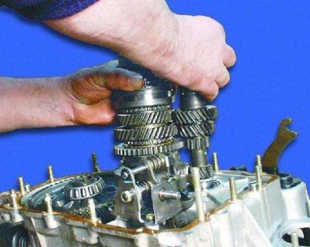 Ремонт кпп ваз 2109 своими руками инструкция 93