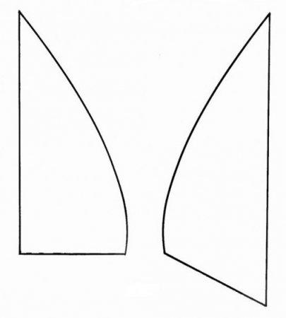 Как сшить бюстгальтер из кружева выкройка 67