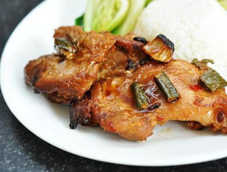 Бедро бескостное куриное рецепт в духовке