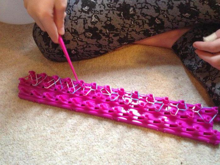 Плетение из резинок: мастер-классы с фото поэтапно