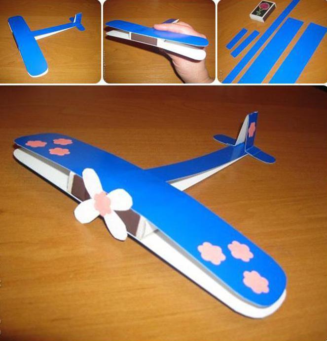 Самолет по своими руками из бумаги 96