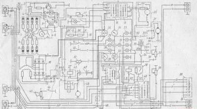 Схема газ-53 с описанием