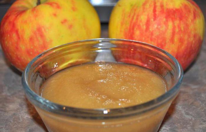 Как сделать яблочное пюре в блендере рецепты