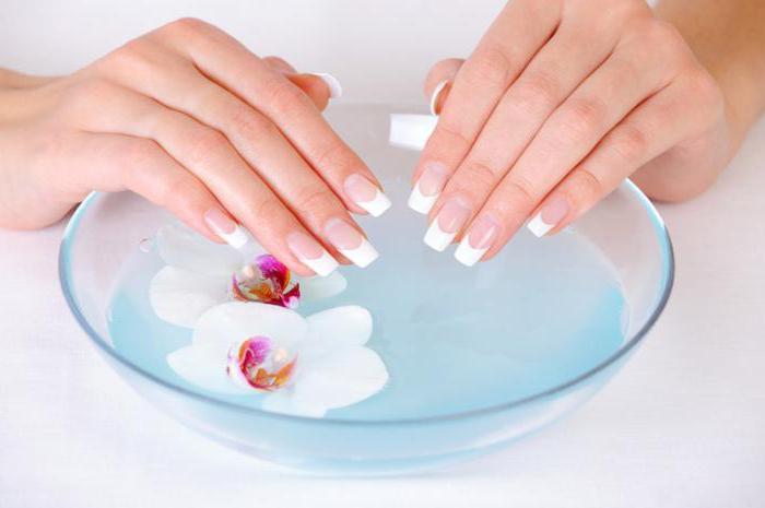 Ванночки для укрепления и быстрого роста ногтей