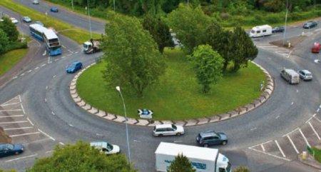 Правила проїзду кругового руху. Кругове перехрестя. Нові правила дорожнього руху
