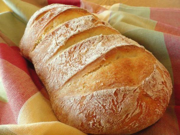 Как сделать белый хлеб в домашних условиях в духовке