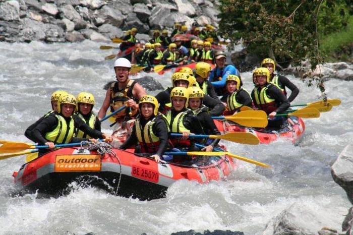 На Верховинщині стартував чемпіонат України з водного туризму (відеосюжет)