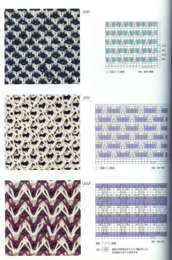 Вязание на спицах. Узоры 26