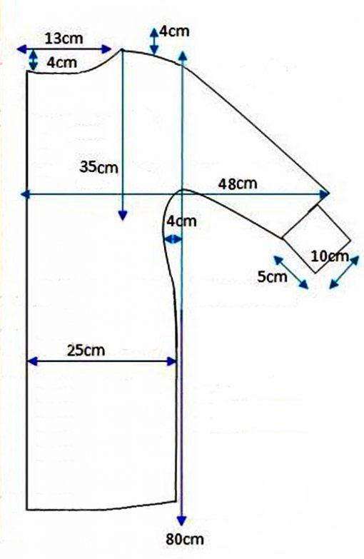 Как посчитать расход ниток для вышивки - Вышивание