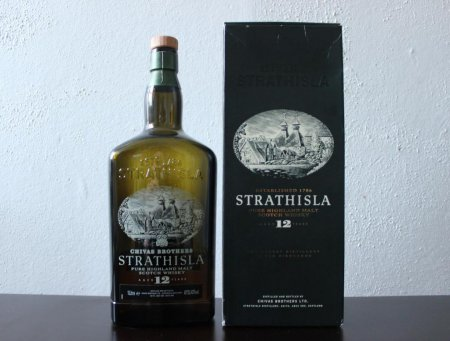 Віскі Strathisla 12 Years Old: огляд
