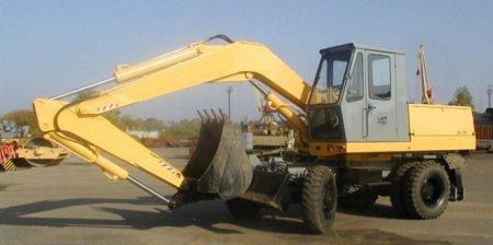 Екскаватор ЕО-3323: технічні характеристики, габарити, вага, розміри, особливості експлуатації та застосування в промисловості